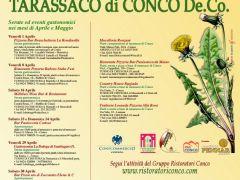 """Rassegna gastronomica """"Tatarassaco di Conco de.co."""""""