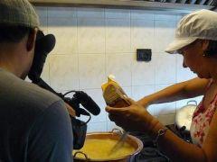 Polenta e grappa piacciono al Brasile