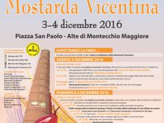 Festa della mostarda di Montecchio Maggiore