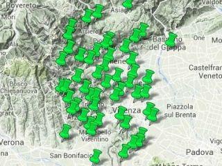 La mappa delle DE.CO.