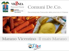 Il mais Marano - prodotto De.Co. di Marano Vicentino