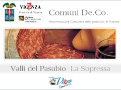 La sopressa - prodotto De.Co. di Valli del Pasubio