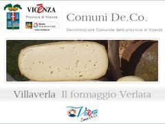 Il Formaggio Verlata - prodotto De.Co. di Villaverla