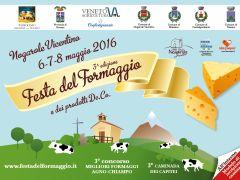6-7-8 Maggio 2016: Festa del Formaggio a Nogarole Vicentino