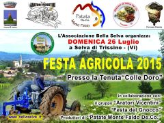 Festa Agricola 2015