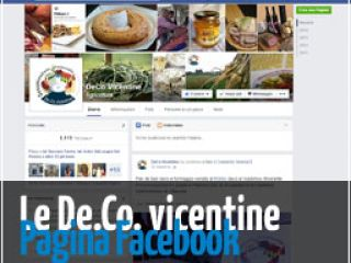 Pagina Facebook De.CO. Vicentine
