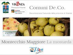 La mostarda vicentina - prodotto De.Co. di Montecchio Maggiore