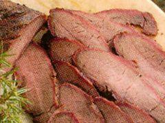 La carne secca di Lusiana