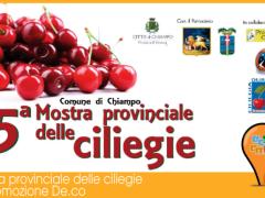 55^ Mostra provinciale delle ciliegie – serate promozione De.co
