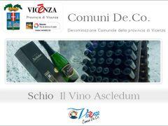 Vino Ascledum - Prodotto De.Co. di Schio