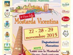 8^ Fiera della mostarda vicentina de.co. di Montecchio Maggiore